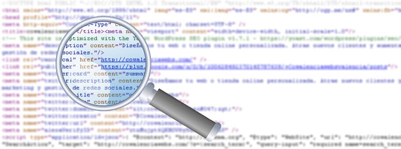investigar webs