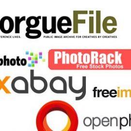60 bancos de imágenes para el diseño de tu web.