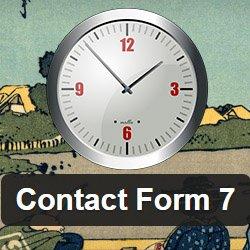 Establecer tiempo mínimo en horas en el formulario de WordPress Contact Form 7