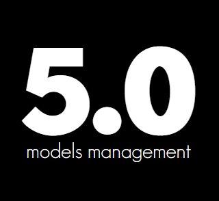 Diseño web para una agencia de modelos