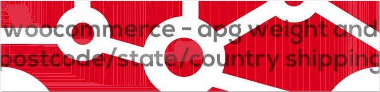 plugin APG configurar gastos de envío por peso y país en woocommerce