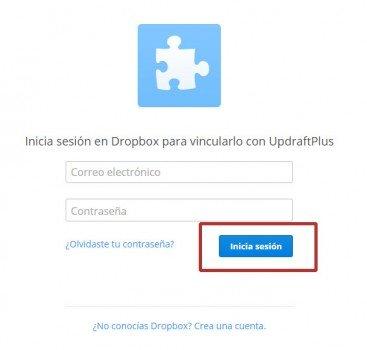 Configuración de copias de seguridad en WordPress 08