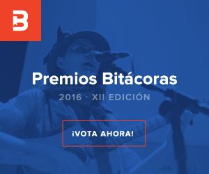 ¿Nos haces un favor? Vótanos en los Premios bitácoras 2016