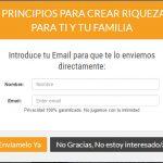 carlos gch modal suscripcion valencia diseño web