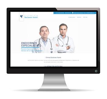 Clínica Doctores. Yanini