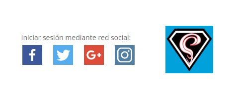 Loguearse con Facebook Twitter Instagram en tu tienda WooCommerce linkedin