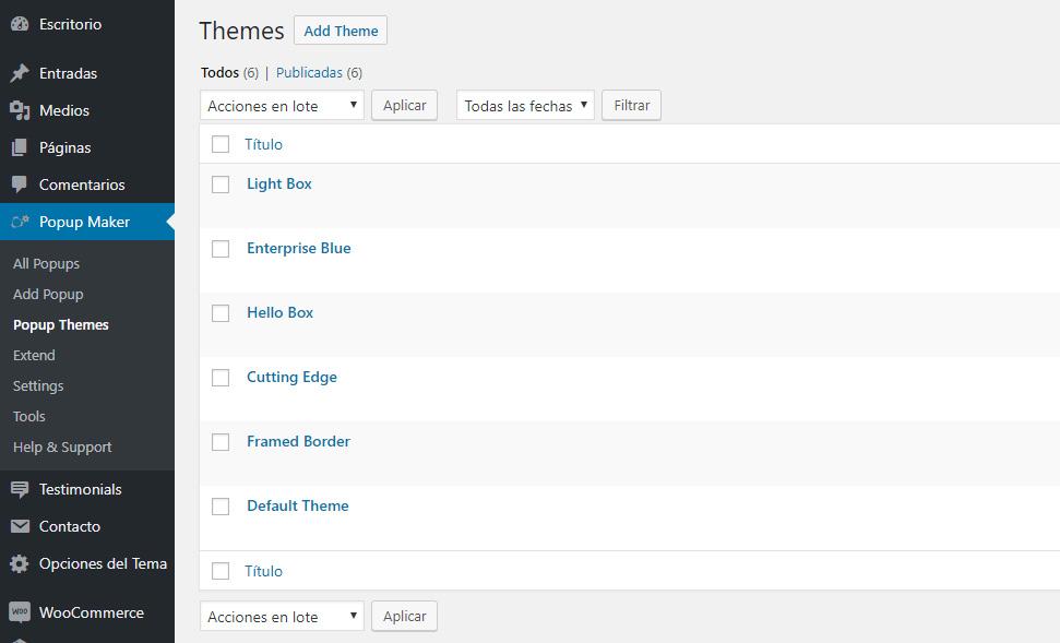 Crear popups en WordPress con Popup Maker (Actualizado) - Covalenciawebs
