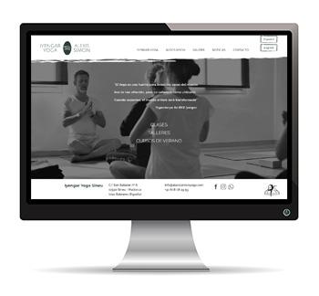 Iyengar Yoga Alexis Simon
